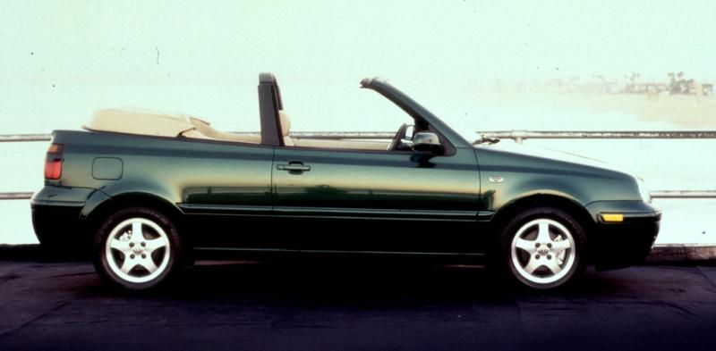 Volkswagen Cabrio Cars for Sale in the USA