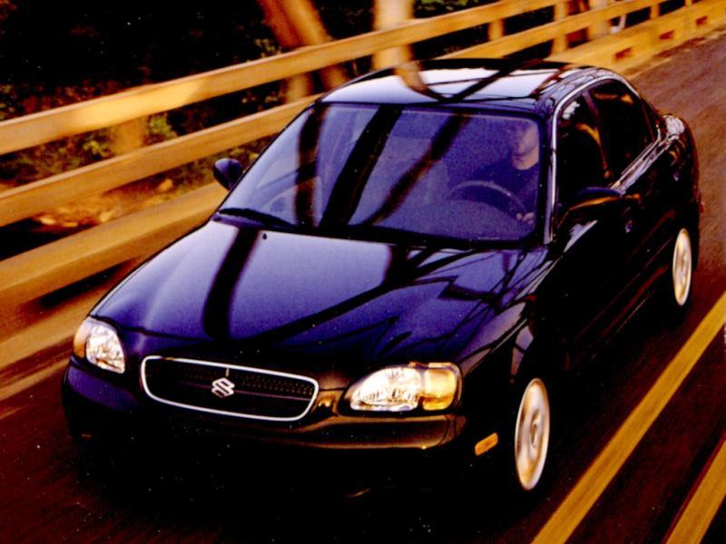 2000 Suzuki Esteem