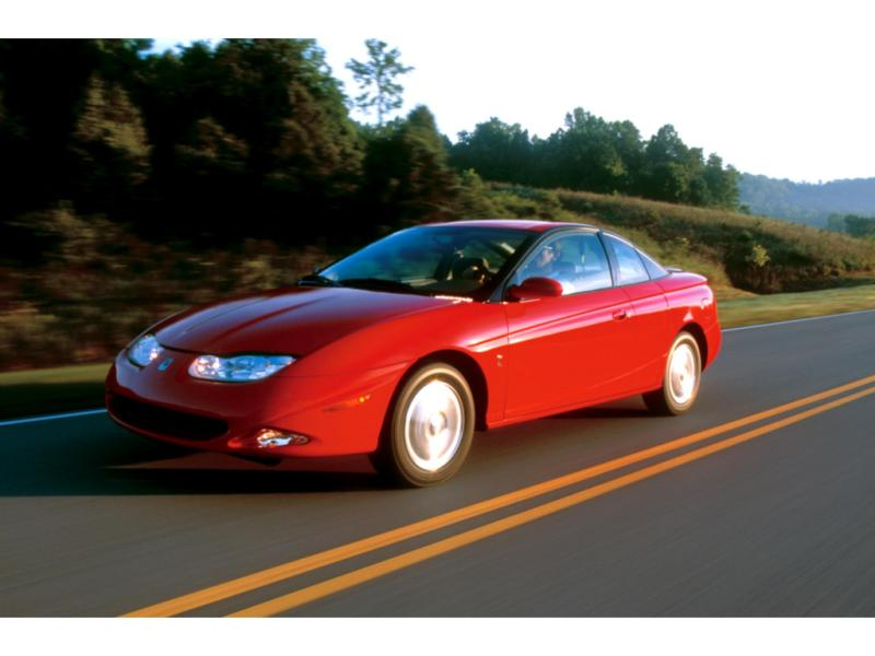 2002 SATURN S-SERIES SL SL1