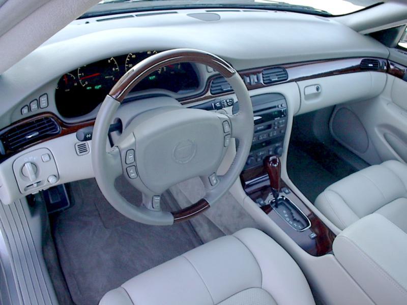 2003 Cadillac Seville