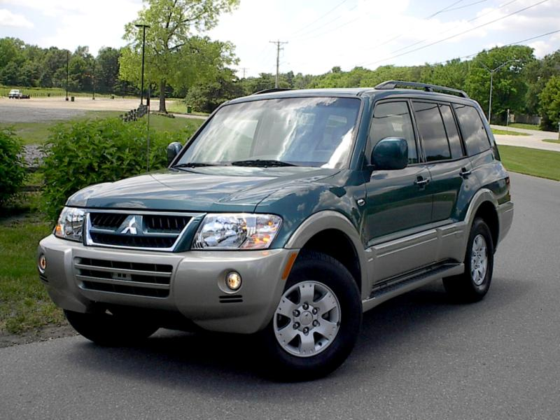 Mitsubishi Montero Cars for Sale in the USA
