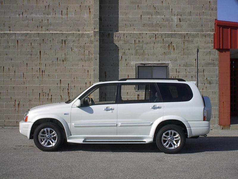 2008 SUZUKI XL-7 LIMITED EDITION