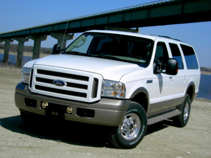 Ford Excursion Cars for Sale in the USA