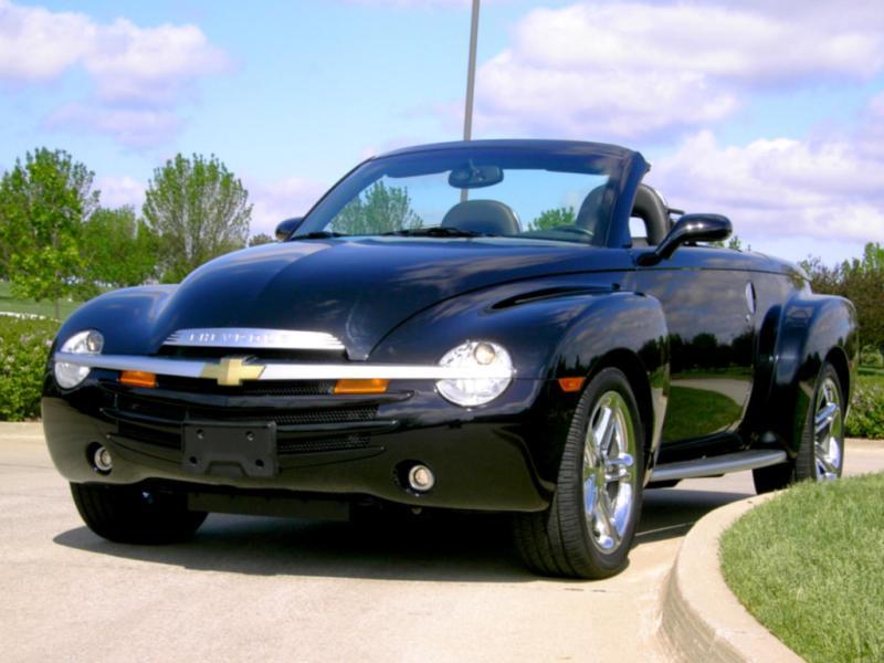 2005 CHEVROLET SSR LS