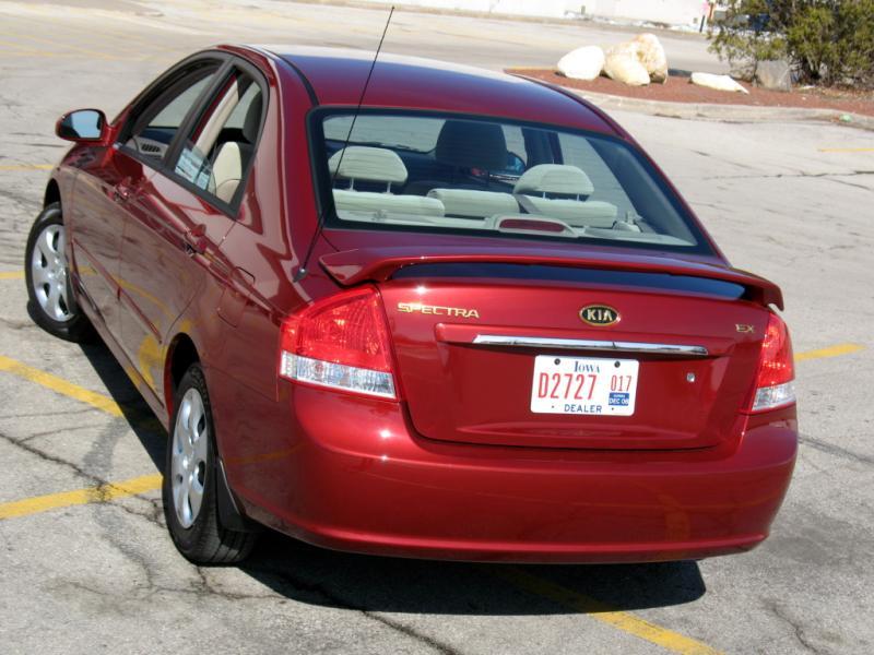 2007 Kia Spectra