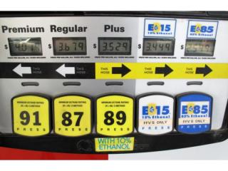 The Rise of E15 Gasoline