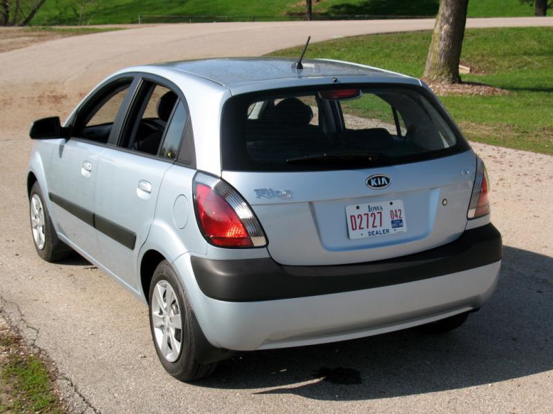 2008 Kia Rio5