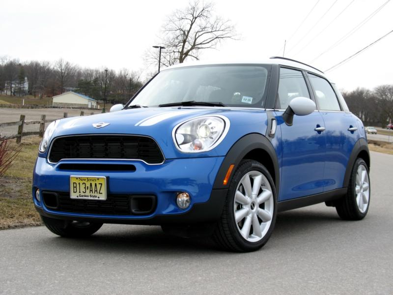 2019 MINI COOPER COUNTRYMAN S