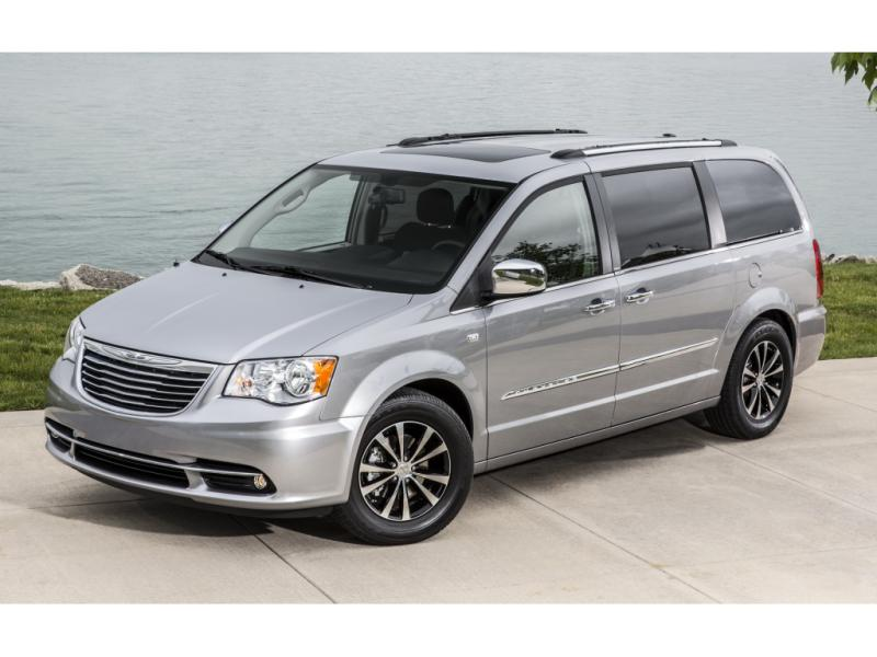 2011 CHRYSLER TOWN & COUNTRY TOURING L