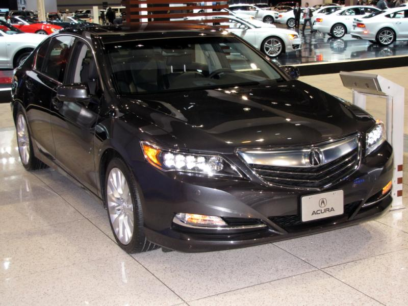 2014 ACURA RLX TECHNOLOGY