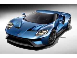 Awesomeness: 2017 Ford GT Supercar