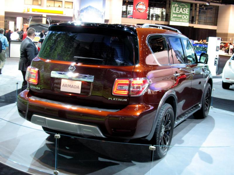 0 Nissan Armada