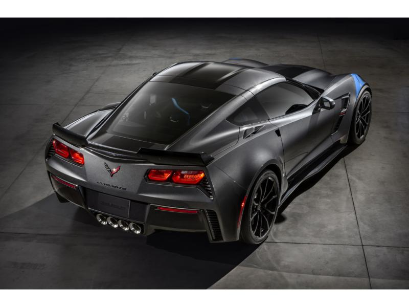 2017 CHEVROLET CORVETTE STINGRAY Z51 LT2