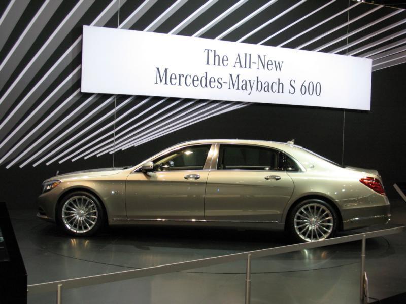 2017 MERCEDES-BENZ S-CLASS MAYBACH S 550 4MATIC