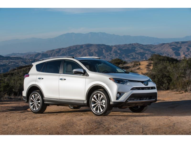 2017 TOYOTA RAV4 LIMITED EDITION