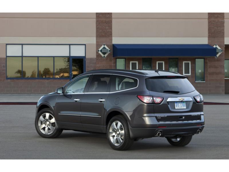 2015 CHEVROLET TRAVERSE LT LT2
