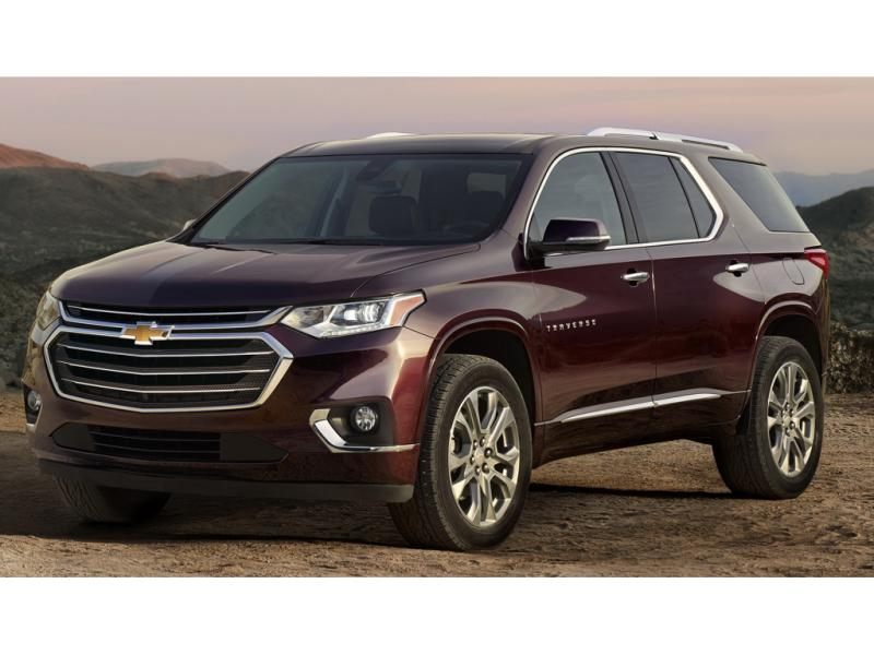 2017 CHEVROLET TRAVERSE LT LT1