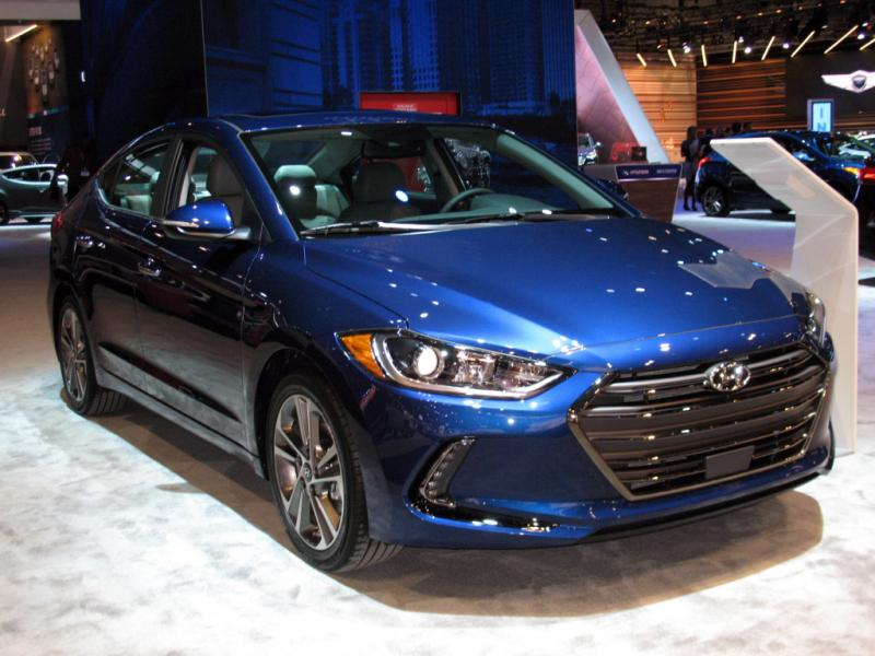 2018 HYUNDAI ELANTRA LIMITED EDITION