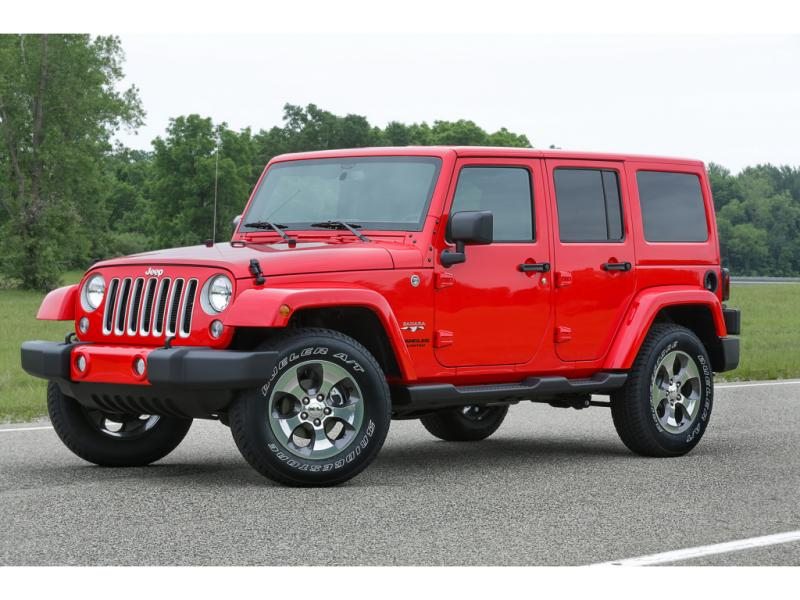 2018 JEEP WRANGLER UNLIMITED SAHARA