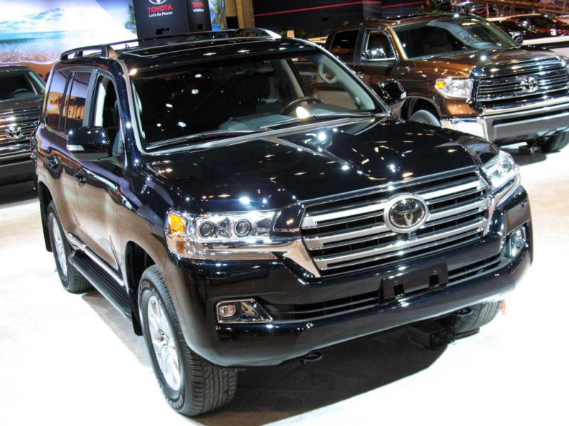 Toyota Land Cruiser Cars for Sale in the USA