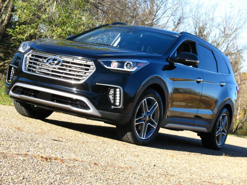 2016 HYUNDAI SANTA FE LIMITED EDITION