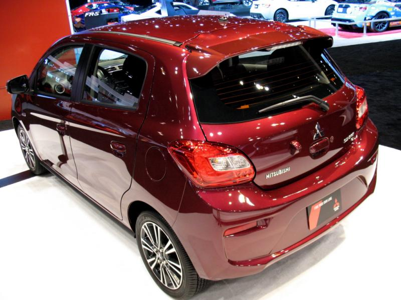 0 Mitsubishi Mirage
