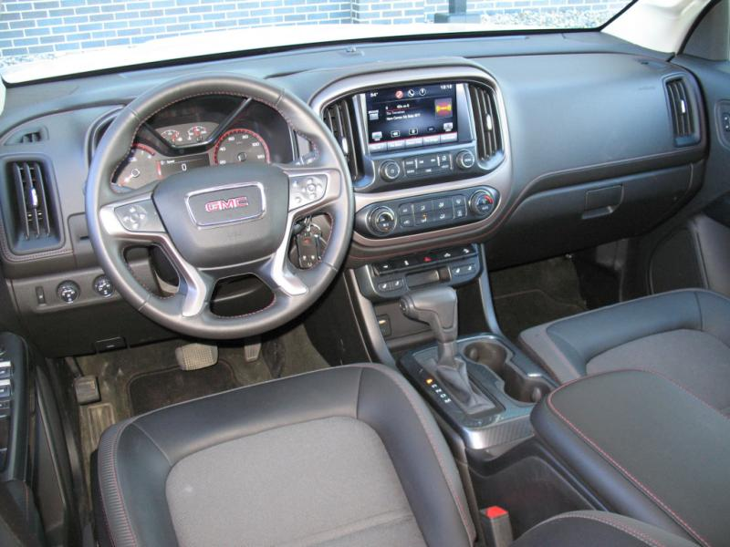 2011 GMC CANYON SLE SLE-1