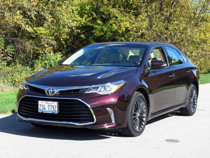 2018 TOYOTA AVALON LIMITED EDITION