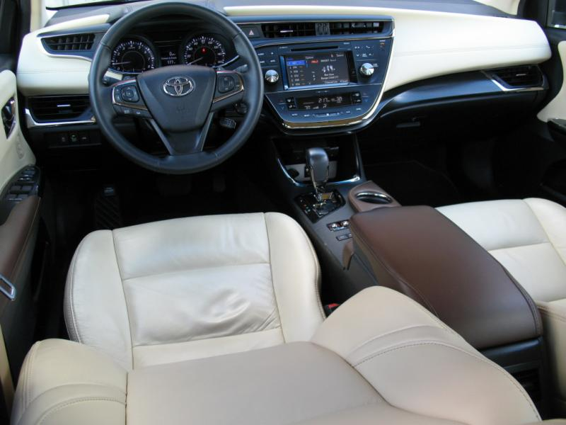 2014 TOYOTA AVALON LIMITED EDITION