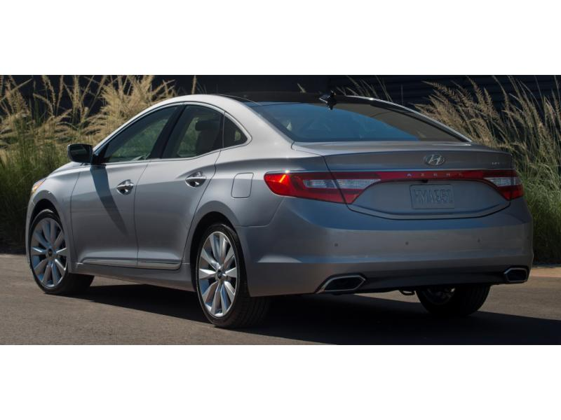 2014 HYUNDAI AZERA LIMITED EDITION