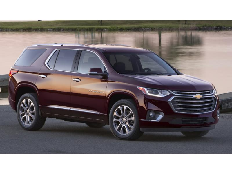 2011 CHEVROLET TRAVERSE LT LT1
