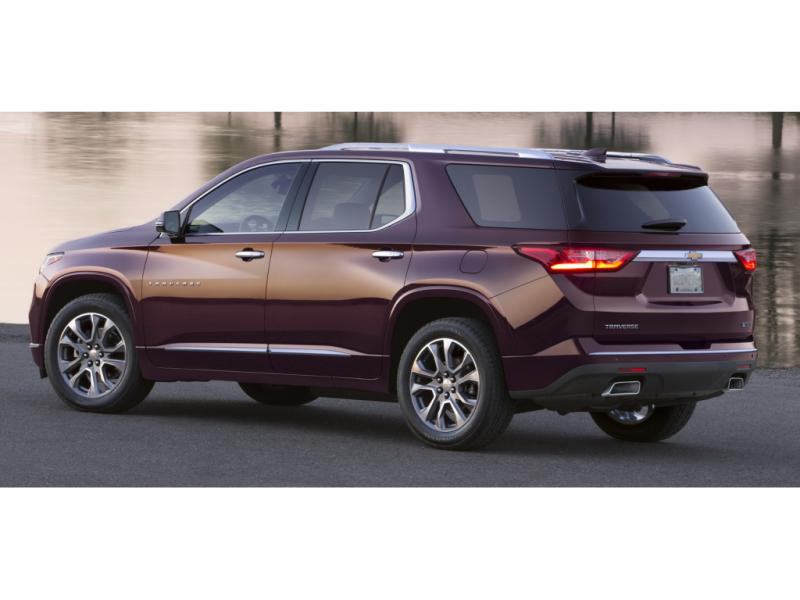 2019 CHEVROLET TRAVERSE LS LS1