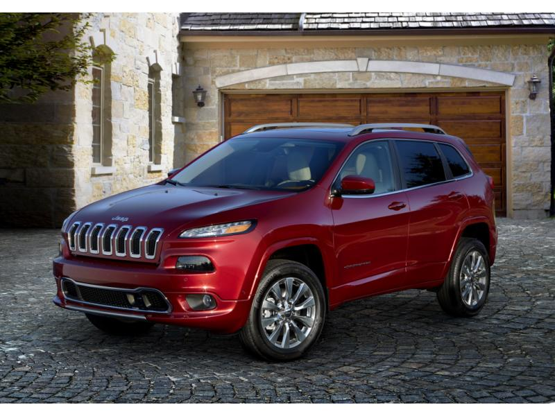 2019 JEEP CHEROKEE TRAILHAWK