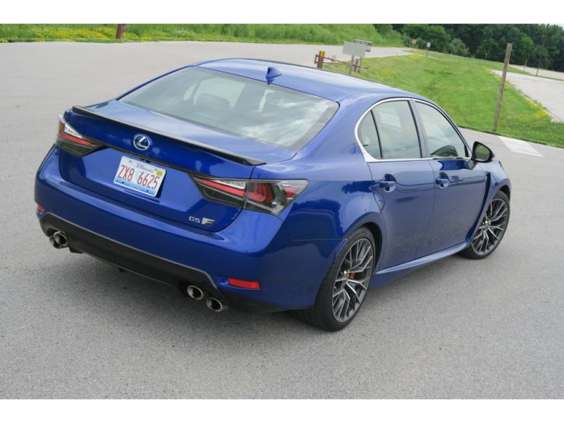 2015 LEXUS GS 350 CRAFTED LINE
