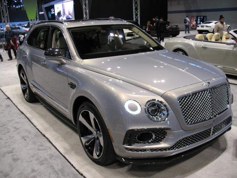 Eclectic Motoring: Luxury adds functionality as exotic automakers introduce SUVs