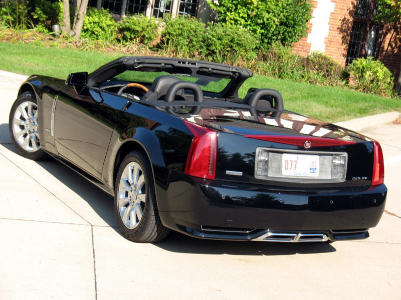 cadillac xlr cars for sale in the usa. Black Bedroom Furniture Sets. Home Design Ideas