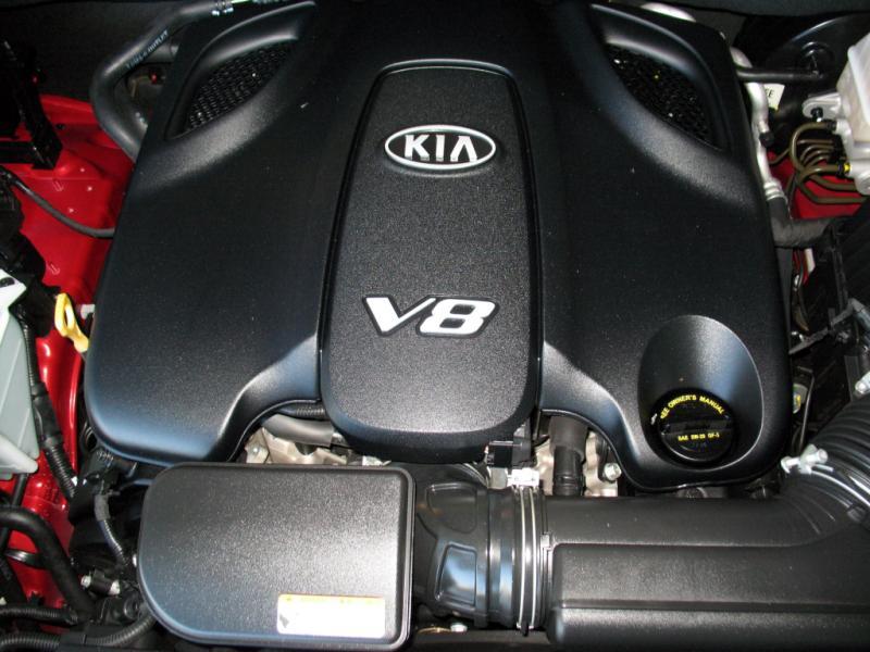 2009 Kia Borrego