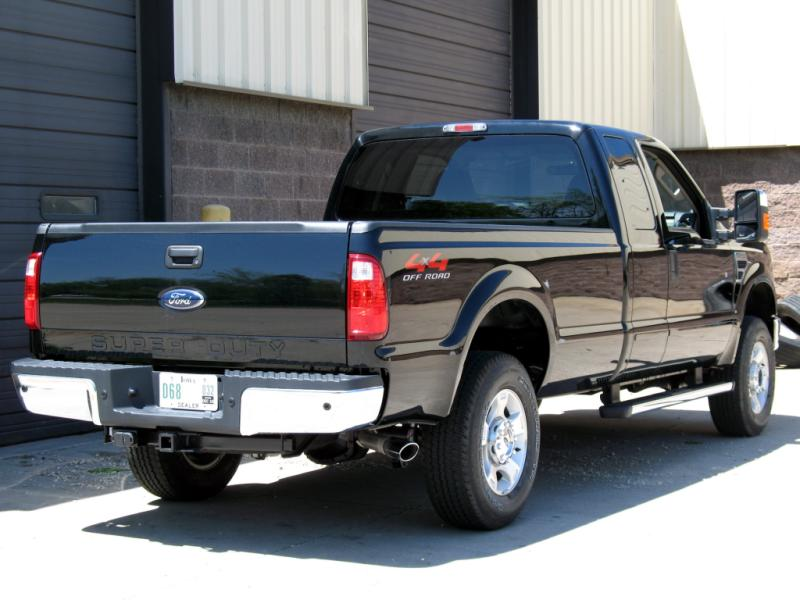 2010 FORD F-250 KING RANCH