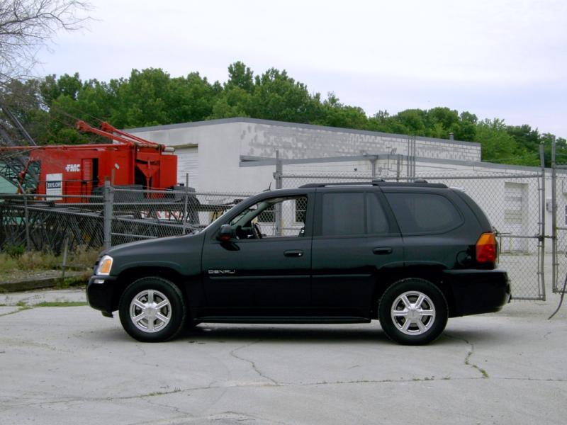 2007 GMC ENVOY SLE
