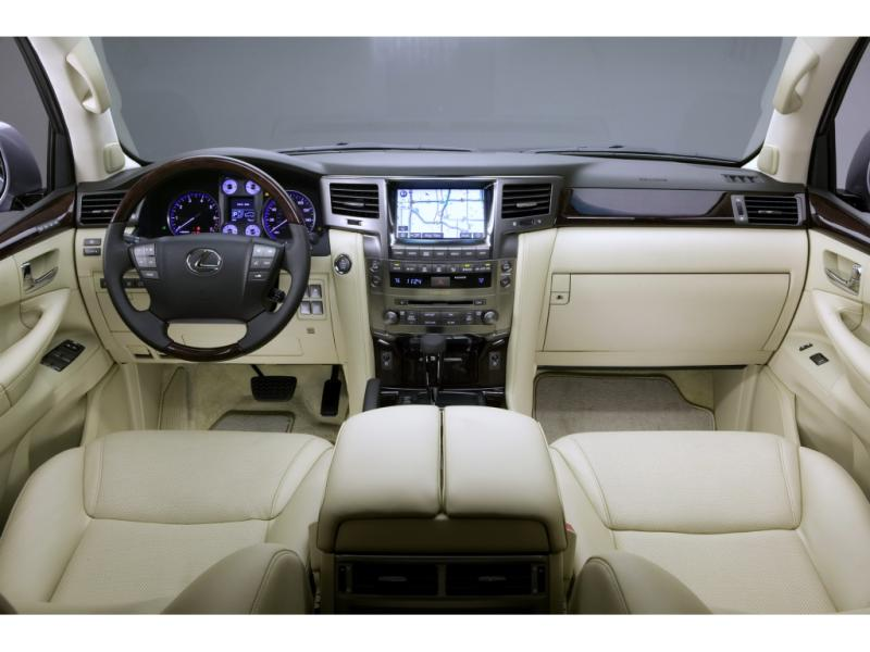 2009 Lexus LX