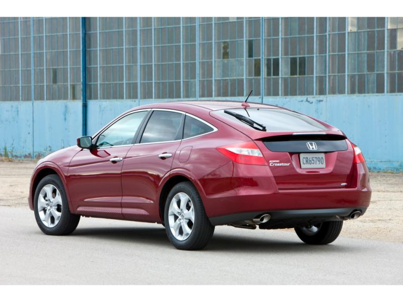 2010 HONDA ACCORD CROSSTOUR EXL