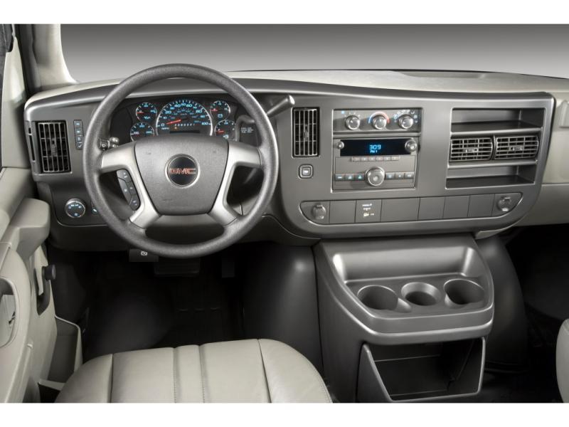 2010 GMC SAVANA 1500 LT