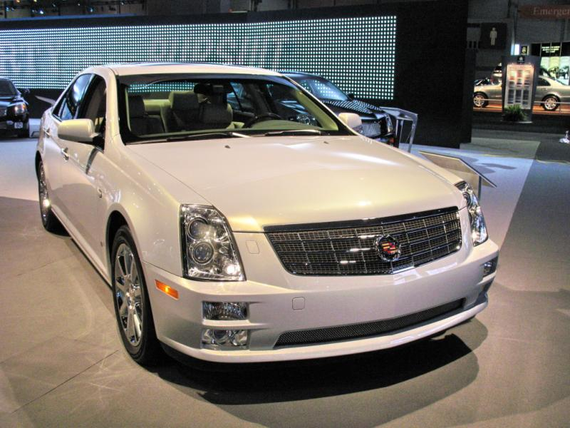 Cadillac Sts Car for Sale in the USA