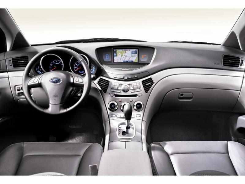 2011 Subaru Tribeca