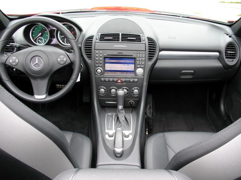 2011 Mercedes-Benz SLK