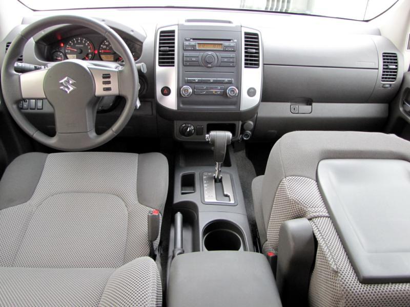 2011 Suzuki Equator