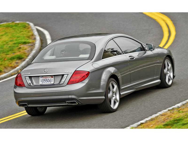 2011 Mercedes-Benz CL