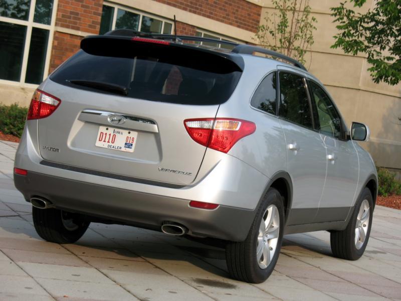 2011 Hyundai Veracruz