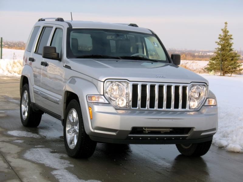 Jeep Liberty Cars for Sale in the USA
