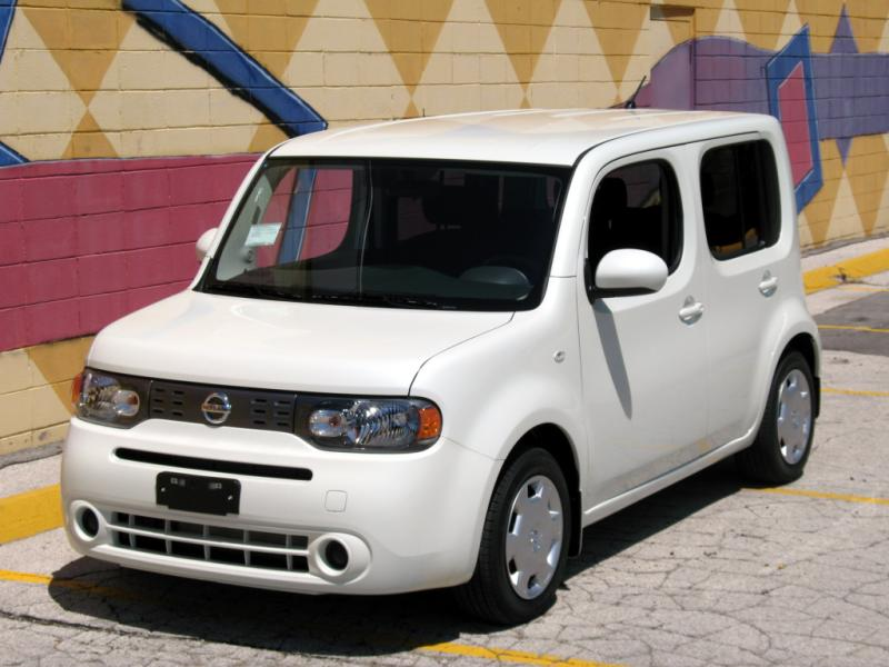 2011 NISSAN CUBE S